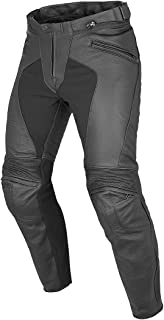 Dainese Pony C2 Perforated Mens Leather Pants Black 44 Euro