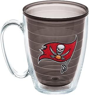 Tervis NFL Tampa Bay Buccaneers Emblem Individual Mug, 16 oz, Quartz