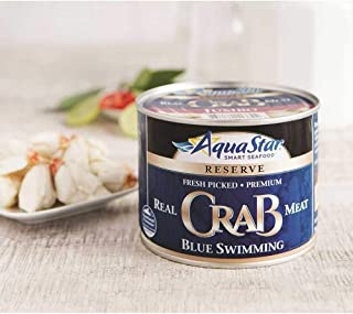 Best aqua star canned crab meat Reviews