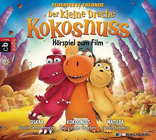 Der kleine Drache Kokosnuss - Hörspiel zum Film (Audio-CDs zu den Filmen, Band 1)