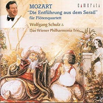 Die Entführung aus dem Serail für Flötenquartett (Arr. for Flute Quartet)