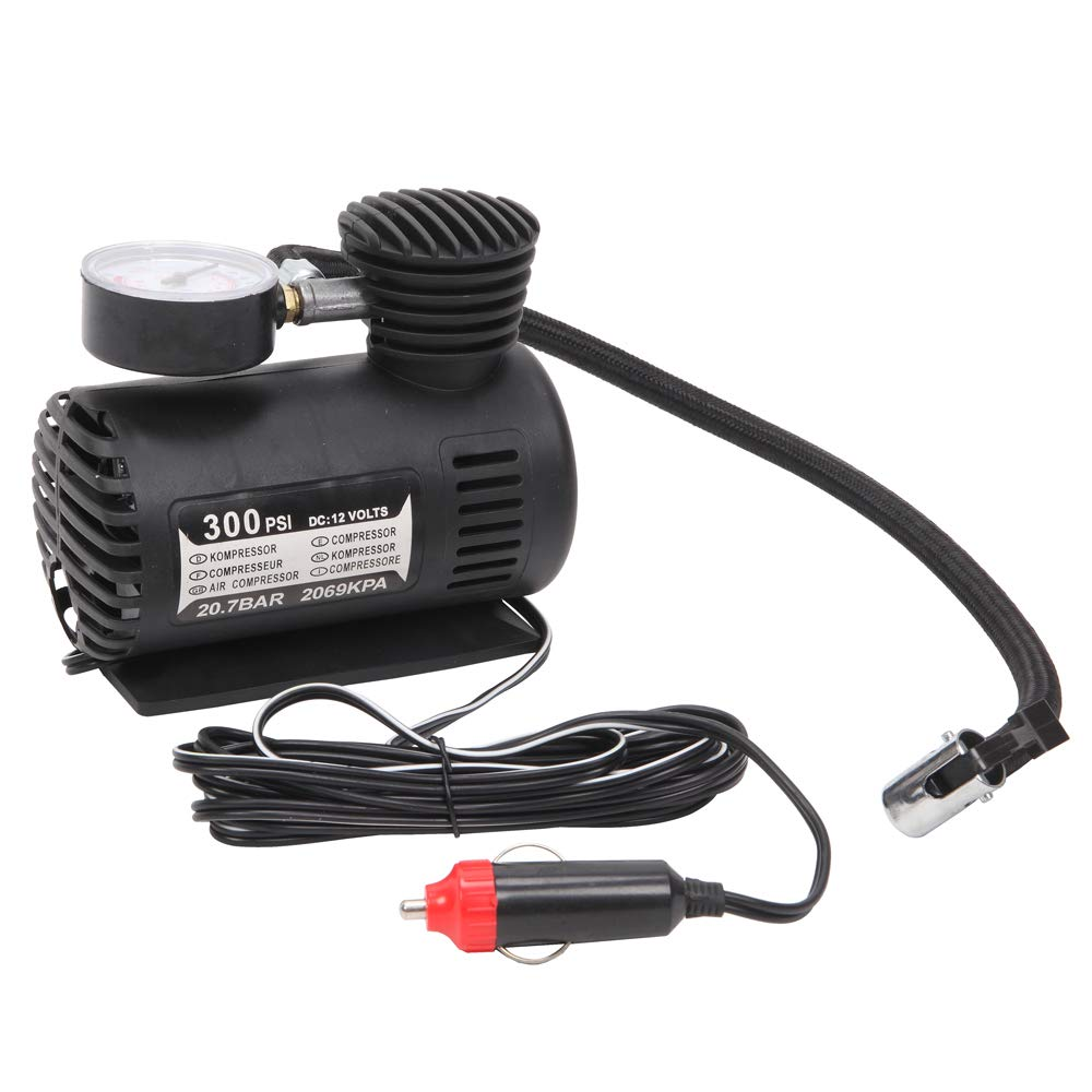 PARTS DIYER Portable Electric Compressor Inflator