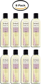 PACK OF 8 - Dr Teal's Soothe & Sleep with Lavender Body and Bath Oil, 8.8 fl oz
