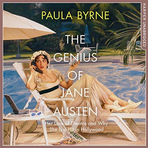 The Genius of Jane Austen audiobook cover art