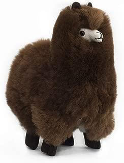 Incatrade Dark Brown Alpaca Fur Toy 9