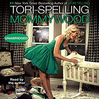 Mommywood audiobook cover art