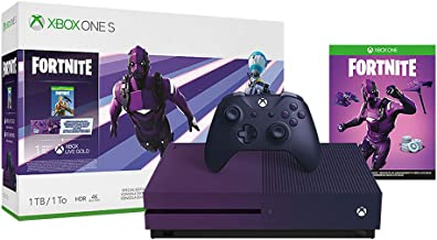 Xbox One S 1TB Console - Fortnite Battle Royale Special Edition Bundle (Discontinued)