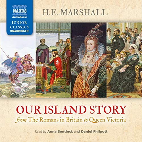 Our Island Story (Complete) copertina