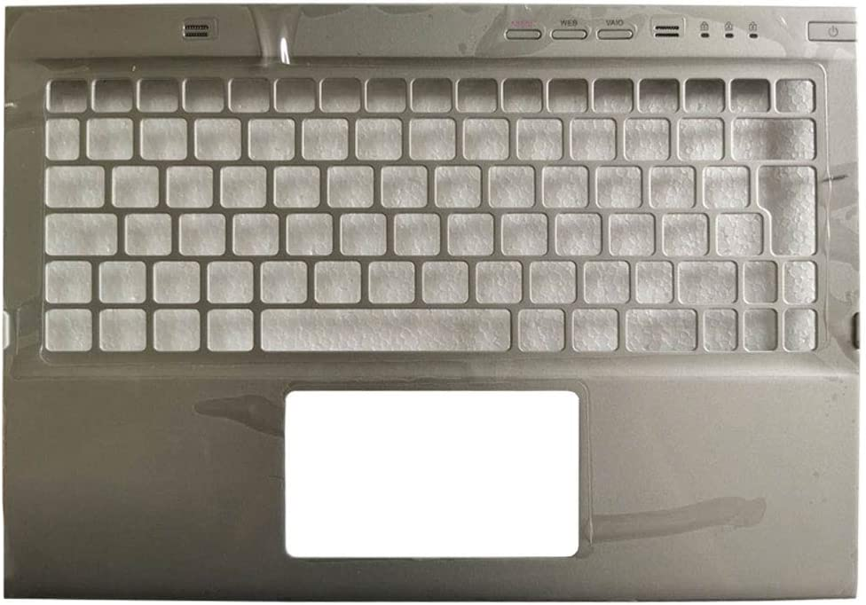 Laptop Replacement Palmrest Upper Denver Mall Cover VAIO SVT11 Indefinitely Sony Fit Case