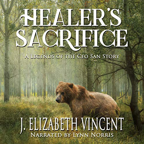 Healer's Sacrifice audiobook cover art
