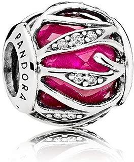 Pandora Sterling Silver Nature's Radiance Charm 791969SRU