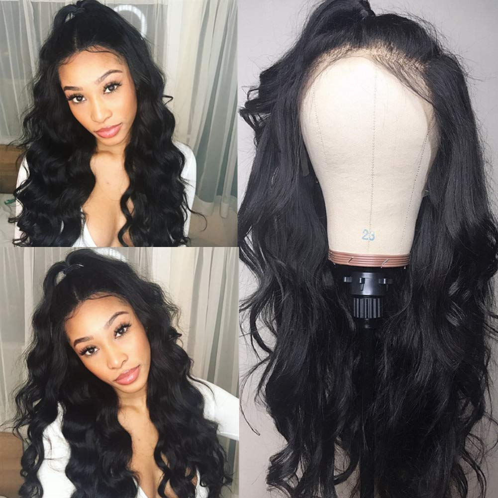 Free shipping anywhere in the nation Bejoy Hair Body Wave Human Vi Ranking TOP18 Wigs Lace Front 10A