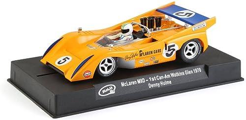 Ahorre 60% de descuento y envío rápido a todo el mundo. Slot  CA26e McLaren M8D n.5 1st Can-Am Watkins Watkins Watkins Glen 1970  gran descuento