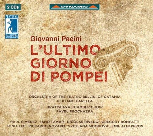 Le Dernier Jour de Pompei