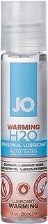 Systeem Jo H2O verwarmend glijmiddel op waterbasis 30 ml
