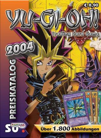 Yu-Gi-Oh! Preiskatalog 2004