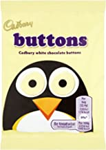 Cadbury Chocolate, White Buttons, 32.5 g (Pack Of 12)