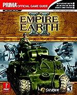 Empire Earth 2 - Prima Official Game Guide de Ron Dulin