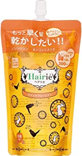 ヘアリエ クイックブローミスト 柑橘の香り 詰め替え 300mL×6個