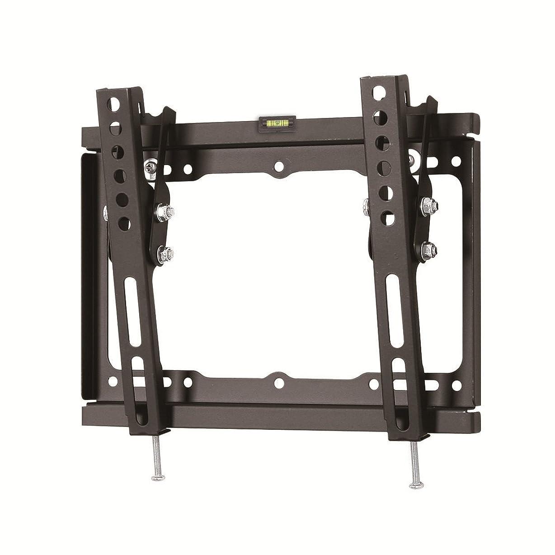 等価アプトスリップシューズfleximounts テレビ壁掛け金具 壁面調節 上下角度調節可能 17-42インチLED液晶テレビ対応 T011