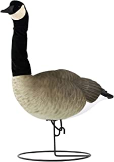 FLEXFLITE DECOYS Goose 4 Pack, Feather Tracking Paint, Removable Flocked Neck Sleeve, Multi-Season, Machine Washable, Multiple Positions, Hunting, Outdoor, Goose Decoys
