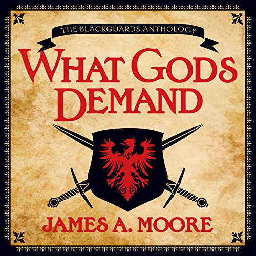 What Gods Demand audiobook cover art