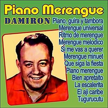 Piano Merengue
