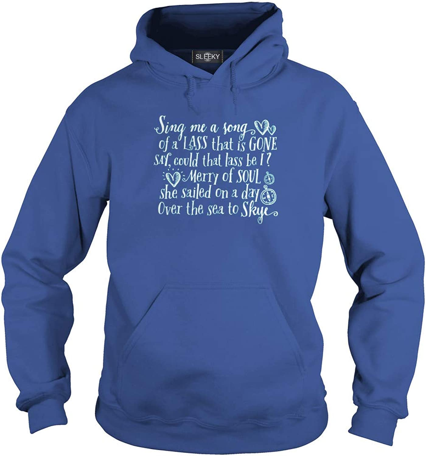 Merry Soul She Sailed On A Day Over The Sea to Skye TShirt