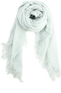 Chan LUU NEW ICE Flow Cashmere & Silk Soft Scarf Shawl Wrap