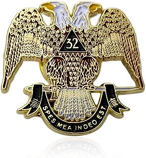 scottish masonic badges