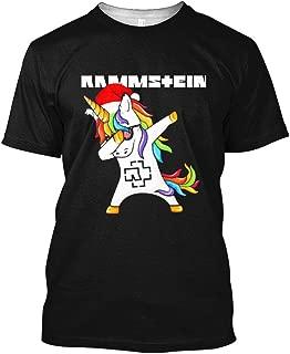 rammstein t shirt unicorn