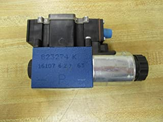 Rexroth Bosch Group 4WE6Y62/EG24N9DK24L2/62 Solenoid Valve