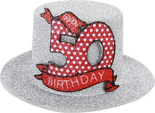 Michel Toys Sombrero cumpleaños Clip, Fiestas