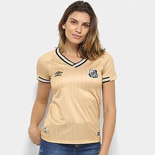 Camisa Santos Iii 2018 s/n - Torcedor Umbro Feminina