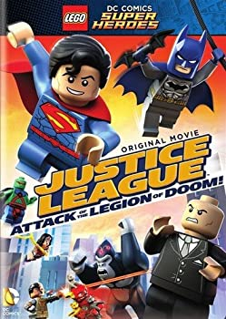 LEGO DC Super Heroes  Justice League  Attack of the Legion of Doom! w/ Figurine