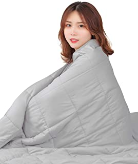 Vorally Weighted Blanket Heavy Blanket 15lbs 60