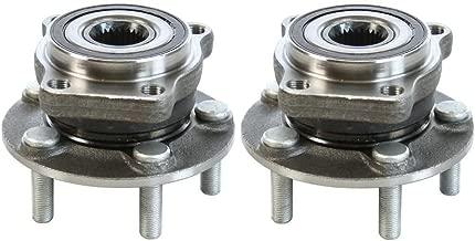 Prime Choice Auto Parts HB613305PR Front Pair 2 Wheel Hub Bearing Assemblies 5 Stud