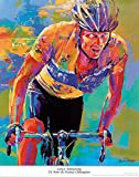 Lance Armstrong - 7X Tour de France Champion by Malcolm