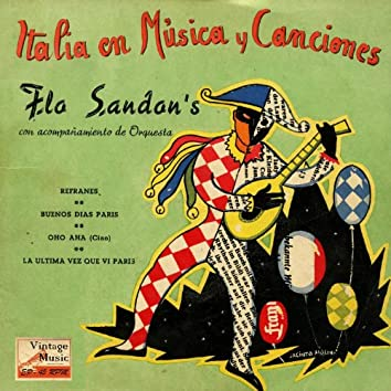 Vintage Italian Song Nº1 - EPs Collectors (Italy Music And Songs)