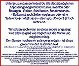 Anhänger fürs Halsband Knochen mit Motiv-Sonderzeichen. Viele Farben & Schriftarten personalisiert m. Name, Tel. … - 3