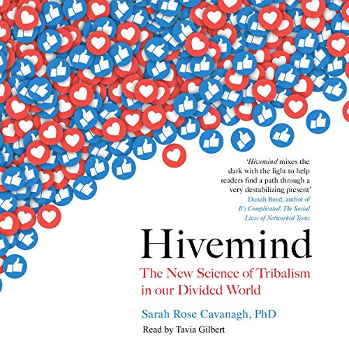 Hivemind audiobook cover art
