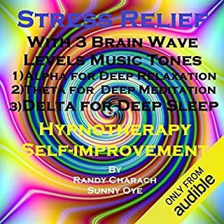 Stress Relief audiobook cover art