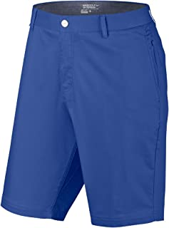 Modern Fit Washed Golf Shorts 2016 Game Royal/Wolf Grey 34