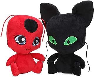 Jouet ladybug chat noir Sick Adrien