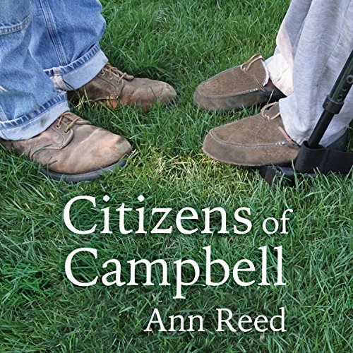 Citizens of Campbell audiobook cover art