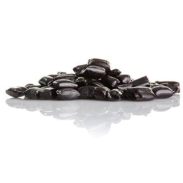 Amarelli Regaliz - Spezzatina - Trocitos De Regaliz Puro Sin Aromas - 1000 gr