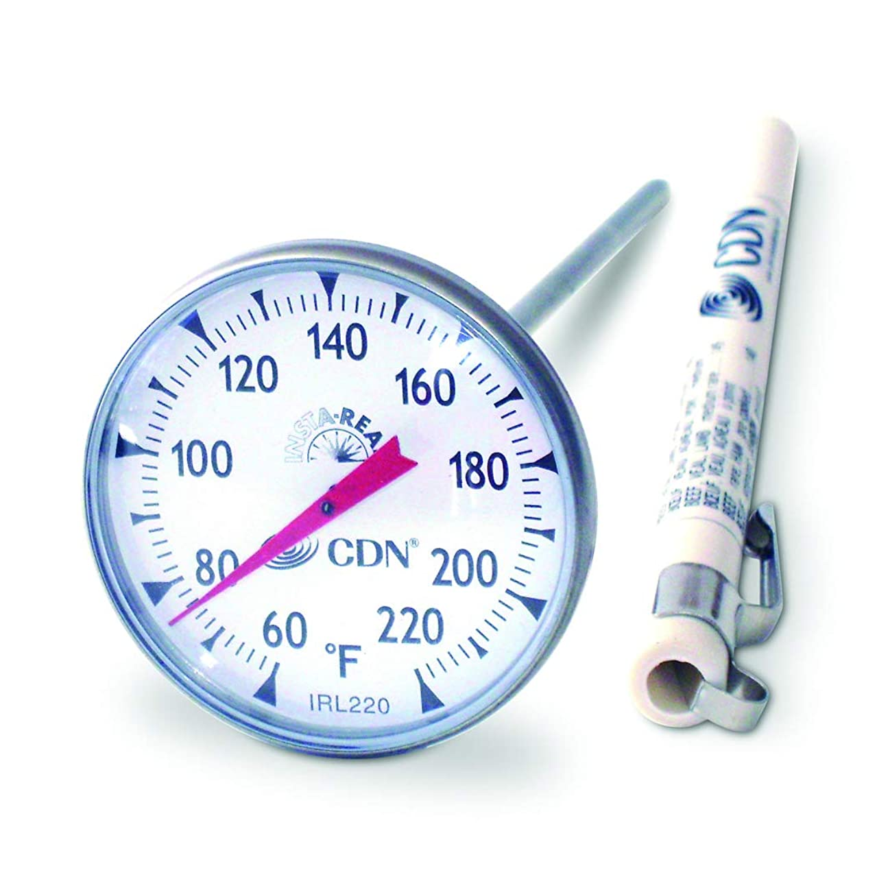 CDN IRL220 Large Dial Cooking Thermometer