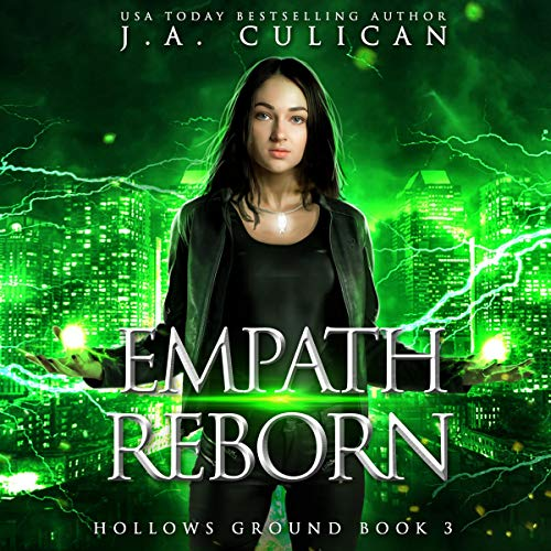 Empath Reborn cover art