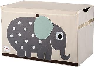 3 Sprouts, Caja para Juguetes, Elefante