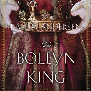 The Boleyn King cover art
